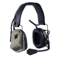 Tactical Headset gen5 / Head Wearing / DE