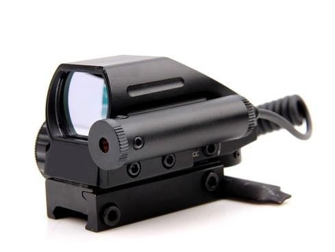 HD103B Red Dot w/ Laser