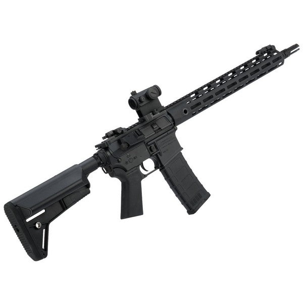 Helios Umbrella Corporation Licensed M4 M-LOK Airsoft AEG Rifle (Color: Black / Rifle)