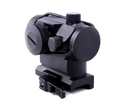 T1 Red Dot Scope W/QD Mount (Black)
