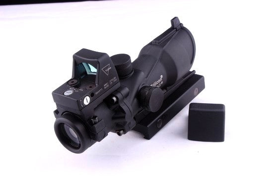 ACOG Style 4x32 With RMR Red Dot