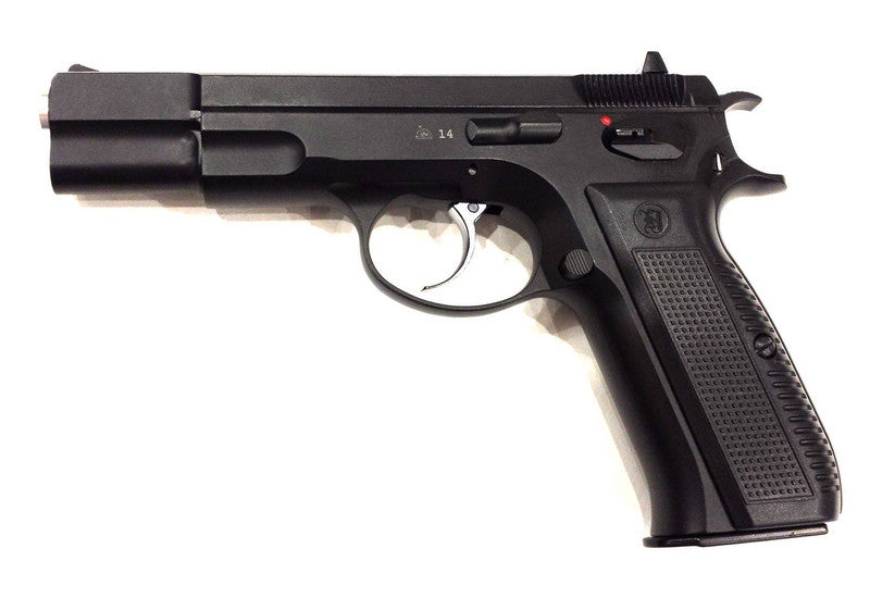 KJWorks CZ75 Full Metal Gas Blowback Pistol ( KP-09 )