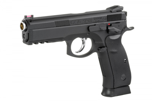 KJWorks CZ-75 SP-01 Shadow Gas Blowback Pistol