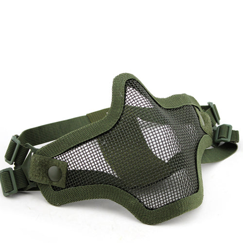 V1 Double Band Metal Mesh Mask (OD)