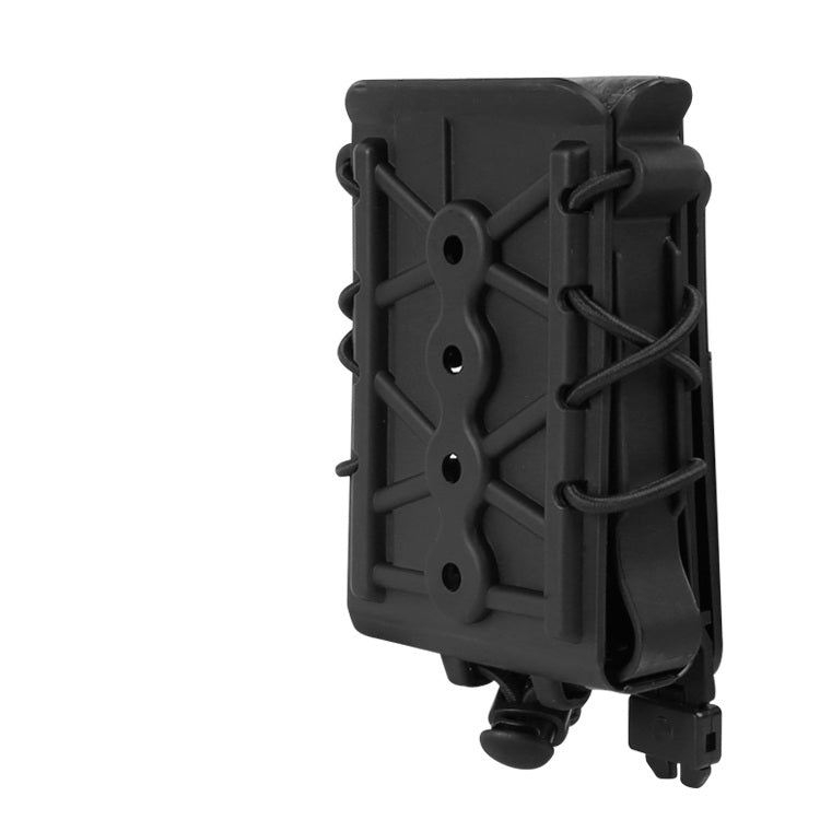 Tactical 5.56mm Rifle Mag Pouches / Black