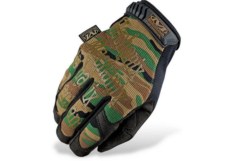 Mechanix THE WOODLAND CAMO GLOVE