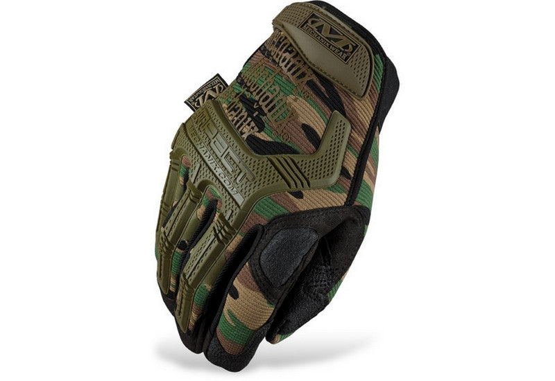 Mechanix M-PACT WOODLAND CAMO GLOVE