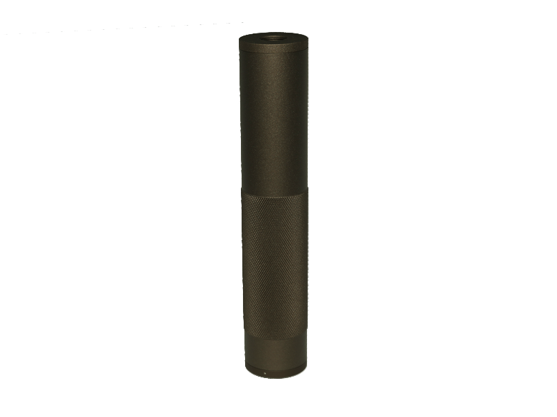 NATO Style Tactical Silencer (Coyote Brown)