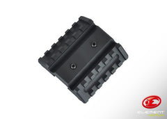 Element DUAL OFFSET RAIL INTERFACE MOUNT BASE - Phoenix Tactical