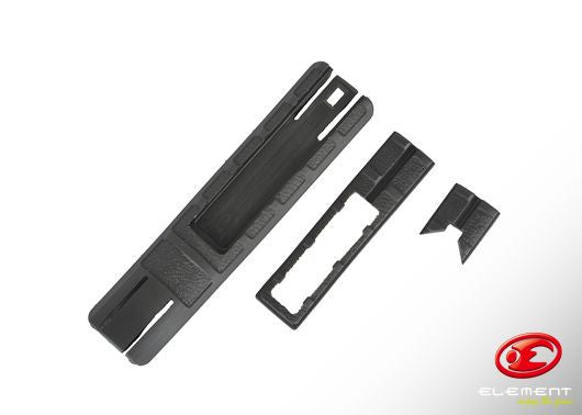 Element TD Style Battle Grip Rail Cover with Pocket - Phoenix Tactical