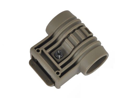 Element TDI Style Tactical Light Mount (Tan) - Phoenix Tactical