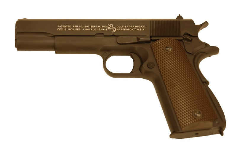 Taiwan Made Full Metal M1911A1 ( W/M & Extra Magazine )