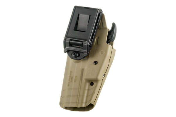 Safariland 579 GLS Pro-Fit Holster with Belt Clip ( Long / FDE / Right Hand )