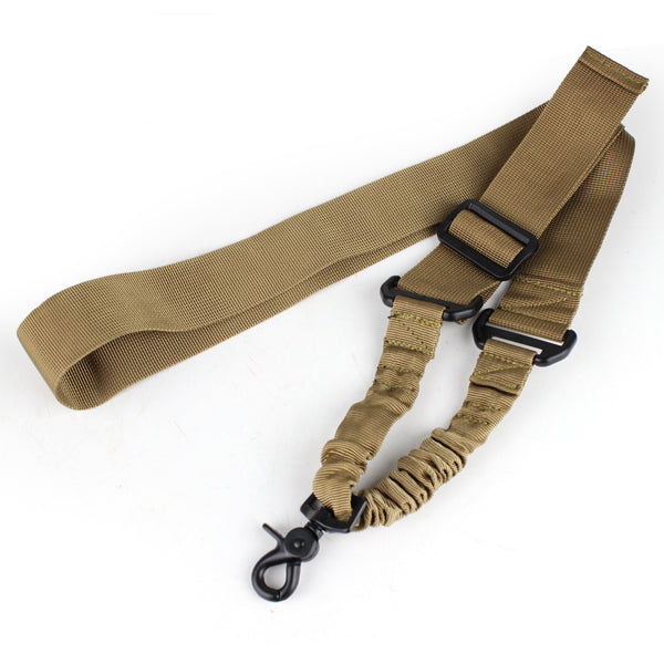 One Point Tactical Rifle Sling / Tan