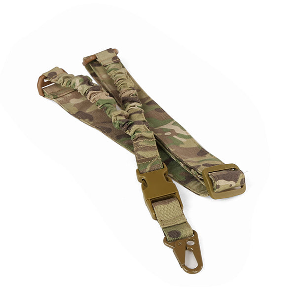 One Point Combat Rifle Sling / MC