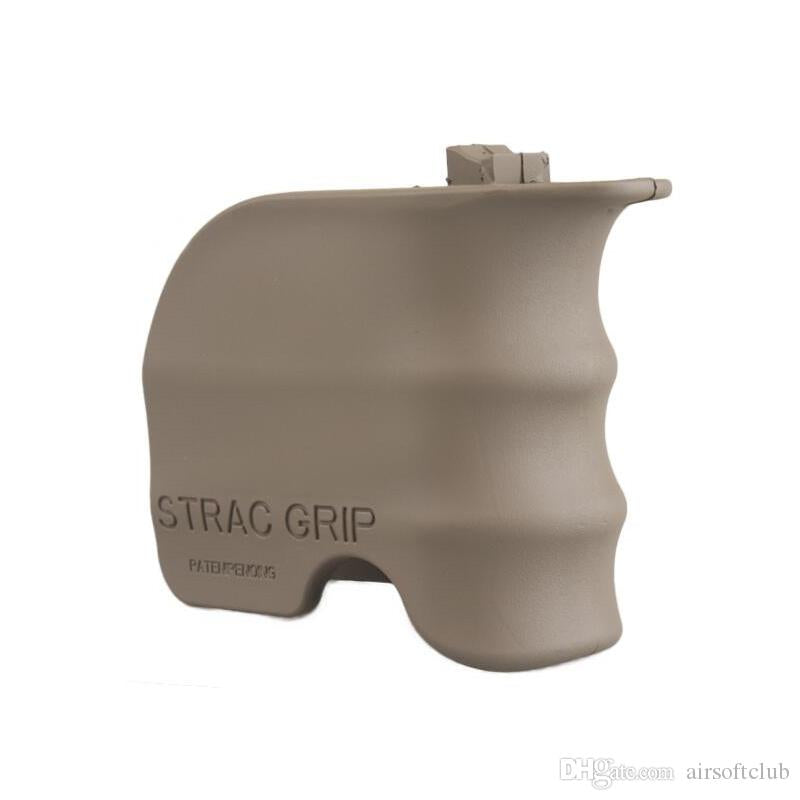 STRAC Style Combat Magazine Well Grip (DE)