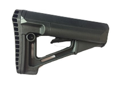 STR Style Stock with Thicker Recoil Pad(BK)
