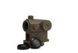 T1 Red Dot Scope W/QD Mount (Sand) - Phoenix Tactical