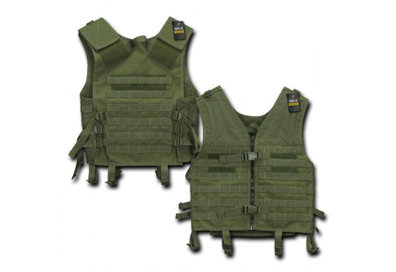 Rapid Tactical Modular Style Vest (Olive Drab)