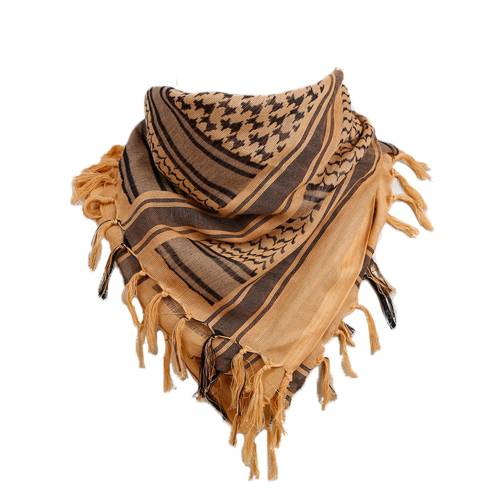 Tactical Desert Scarf / Shemagh (TAN)