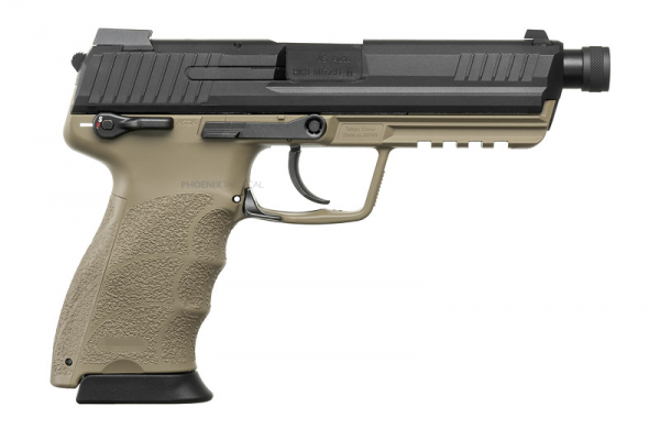 Marui HK45 Tactical Gas Blowback Pistol