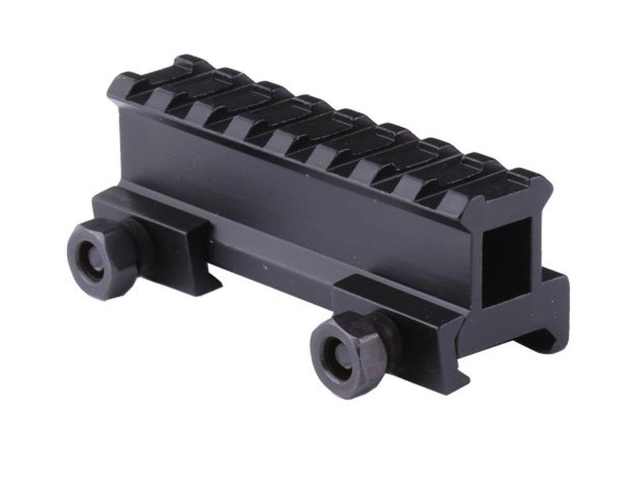 Tactical  1inch Riser Base Rail Mount