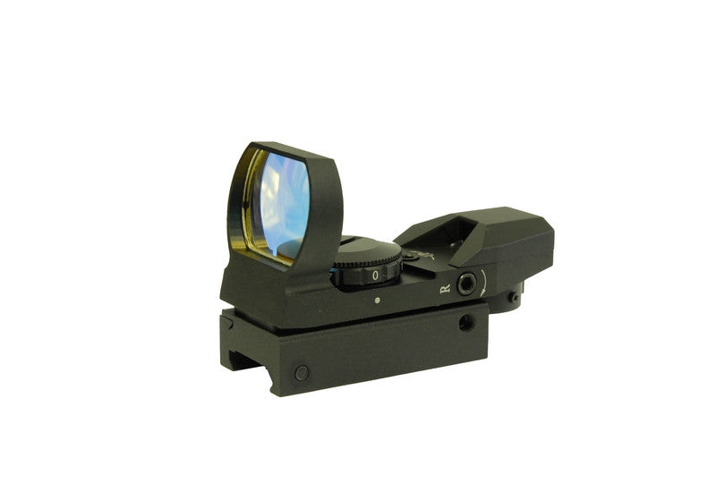 Tactical Red & Green 4 Reticle Sight