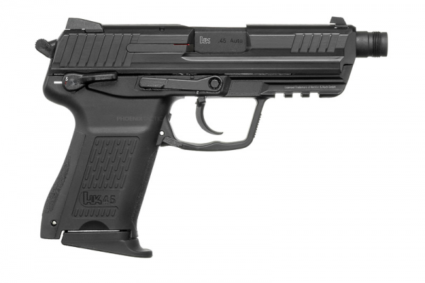Umarex HK45 Compact Tactical Gas Blowback Pistol ( VFC Asia Version / Black )