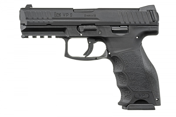 Umarex / VFC H&K VP9 Gas Blow Back Pistol (Black)