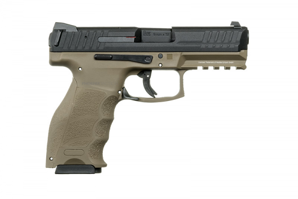 Umarex H&K VP9 Gas Blow Back Pistol ( Tan )