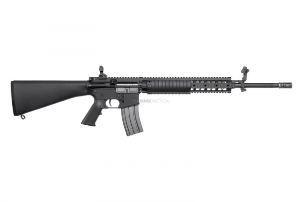 VFC VR16 Tactical Eilte Rifle AEG ( Black )