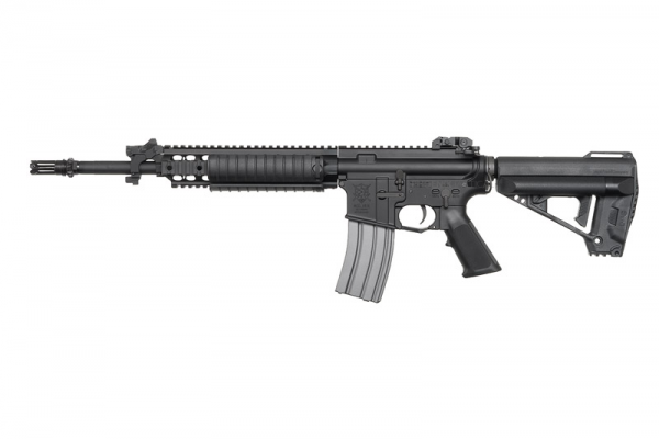 VFC VR16 Tactical Elite II Carbine AEG ( Black )