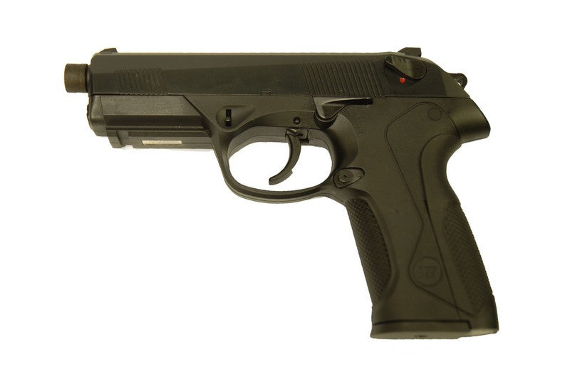 WE Bull Dog L Gas Pistol ( Black )