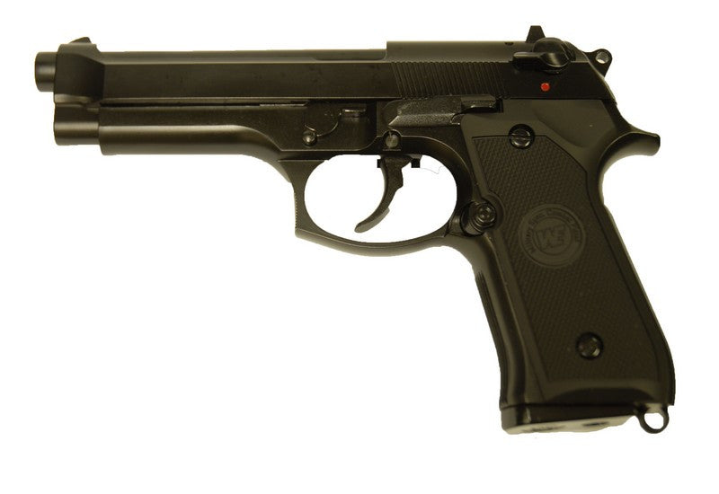WE M9 Gas Pistol ( Black / 2014 )