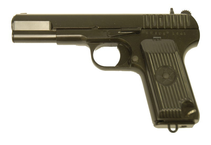 WE TT-33 Gas Pistol ( Black )