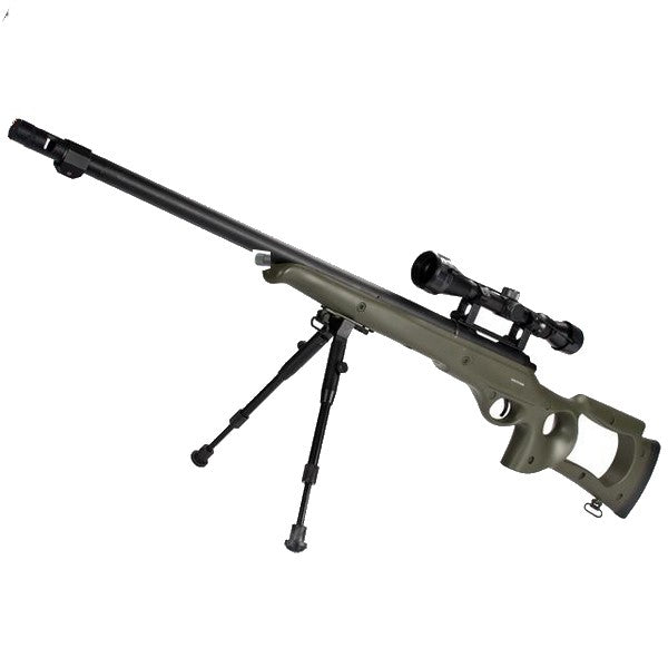 WELL MB10D Airsoft Cocking Rifle (OD)