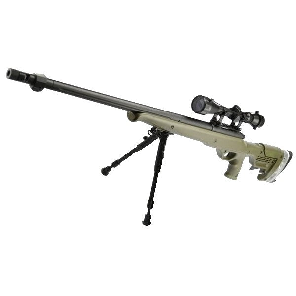 WELL MB12D Airsoft Cocking Rifle (OD)