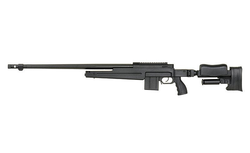 WELL MB4414D Airsoft Cocking Rifle (BK)