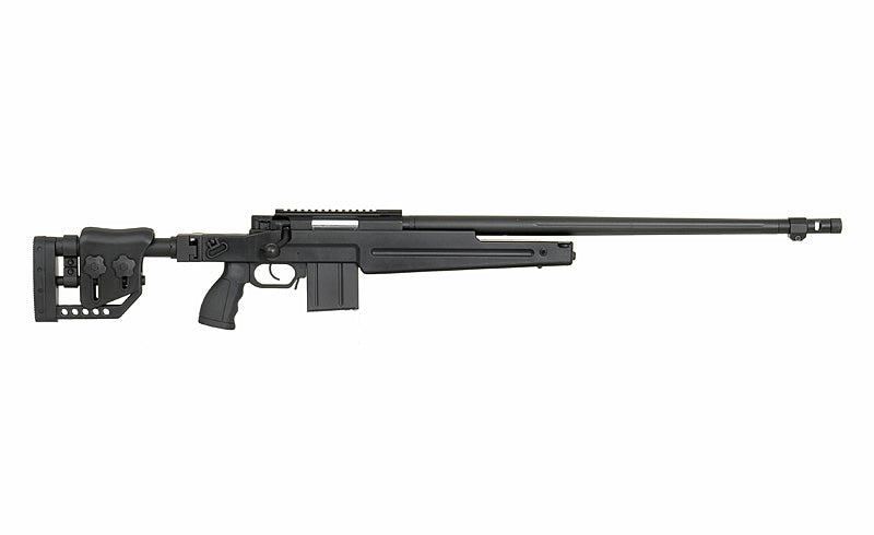 WELL MB4415D Airsoft Cocking Rifle (BK)