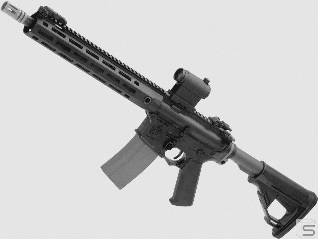 Helios Knight's Armament Licensed SR-16E Mod2 MLOK
