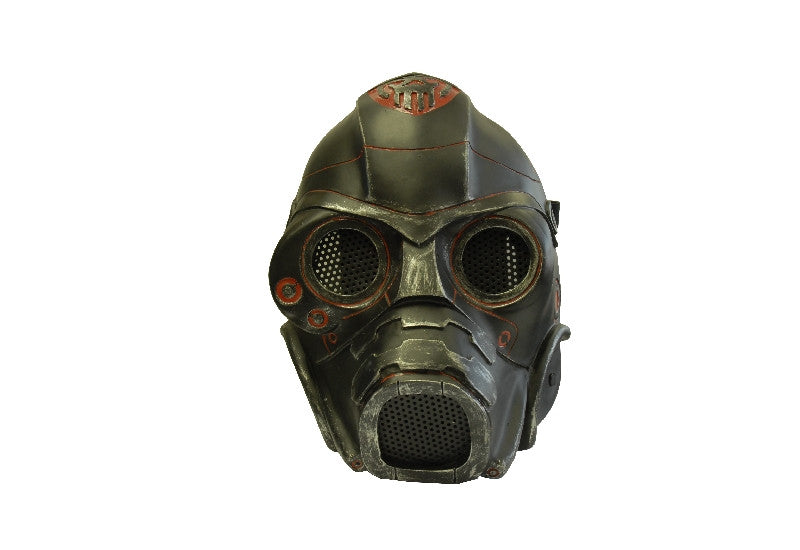 "Wire Mesh ""Spectre 1.0"" Mask"