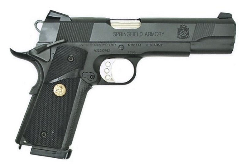 ARMY MEU Gas Blowback Pistol