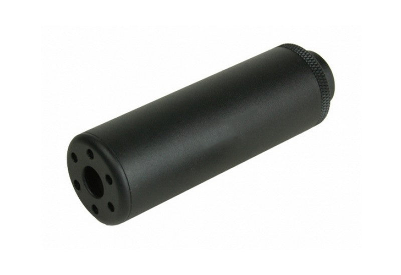 G&G SS-100 Silencer ( Black / US Type / 14mm + )