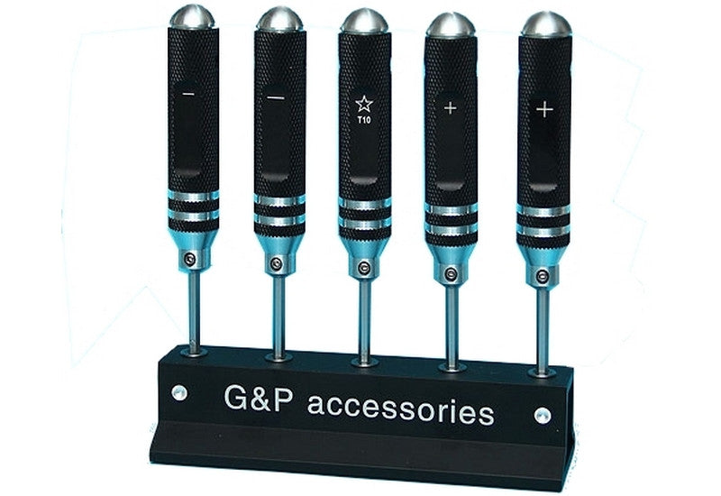 G&P Precision Screwdriver Set - Phoenix Tactical