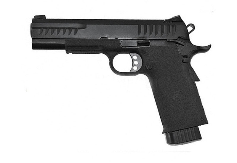 KJWorks Hi-Capa Gas Blowback Full Metal Pistol ( KP-08 )