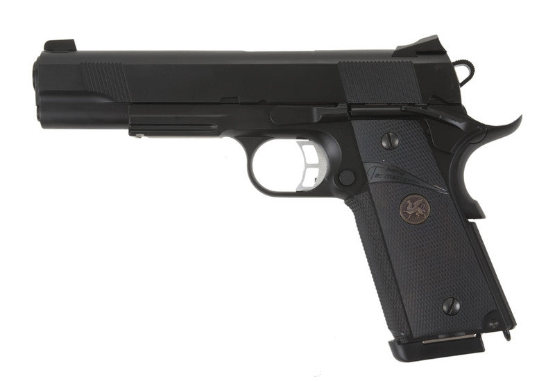 KJWorks MEU Gas Blowback Full Metal Pistol ( KP-07 / Black )