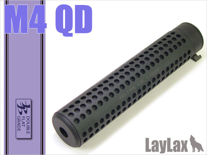 Laylax M4 QD Suppressor
