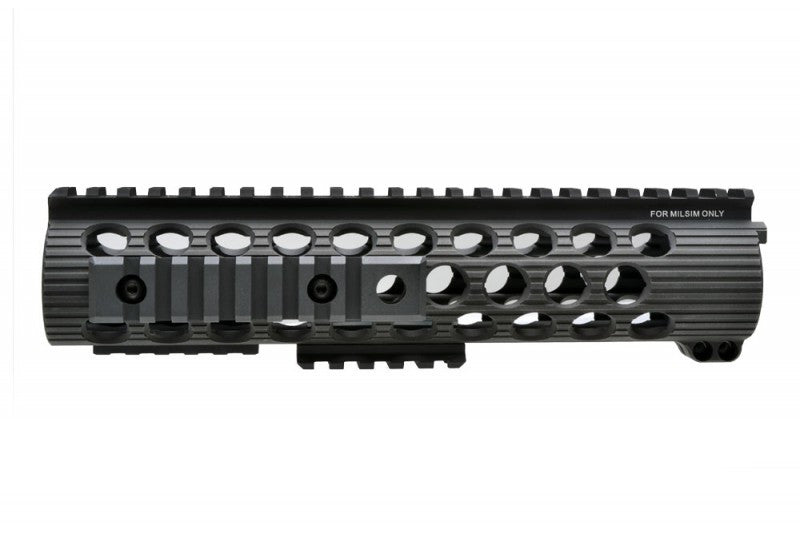 "Madbull Troy TRX BattleRail 9"" (Black) - Phoenix Tactical"