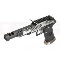 Armorer Works .38 Supercomp Race GBB Pistol with mount (2-Tone) - Phoenix Tactical