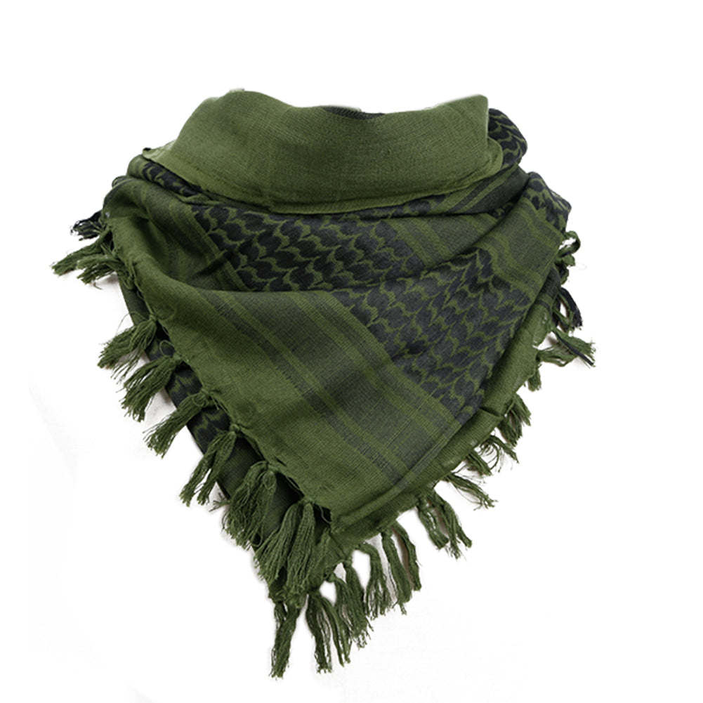 Tactical Desert Scarf / Shemagh (OD)